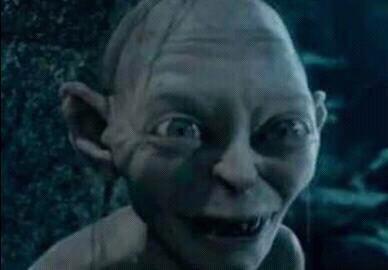 Gollum (seigneur des anneaux, le hobbit)