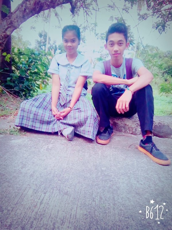 Hi With Him :) <3