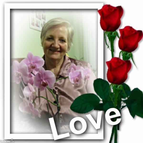 Moi Votre Amie Eve apres plus d'une annèe et demi d'absence Je pense à vous et je vous aime