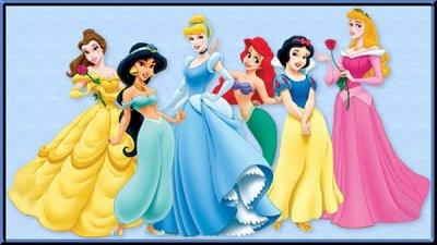 Quelle est votre princesse préférés???
