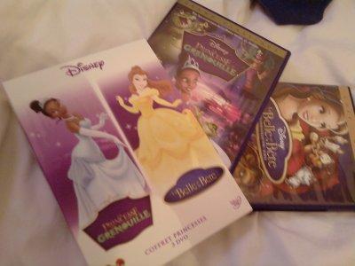 Objet Disney(Encore et encore)