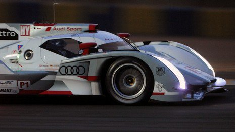 Hors de la F1 : 24h du mans : Une hybride en pole