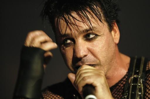 .Till Lindemann.