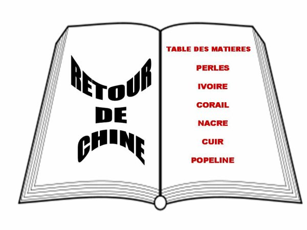 TABLE DES MATIERES