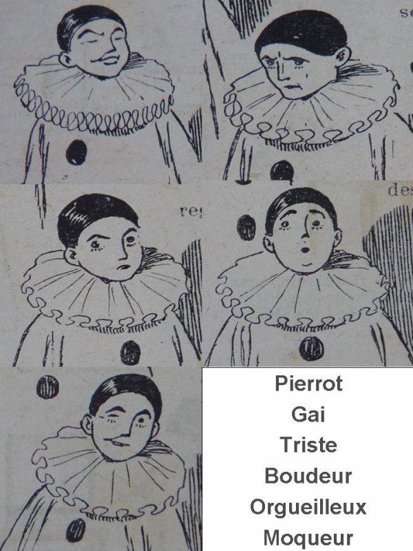 EN ATTENDANT PIERROT
