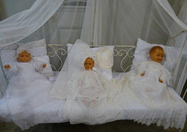 ROBES DE BAPTÊMES ! (1)