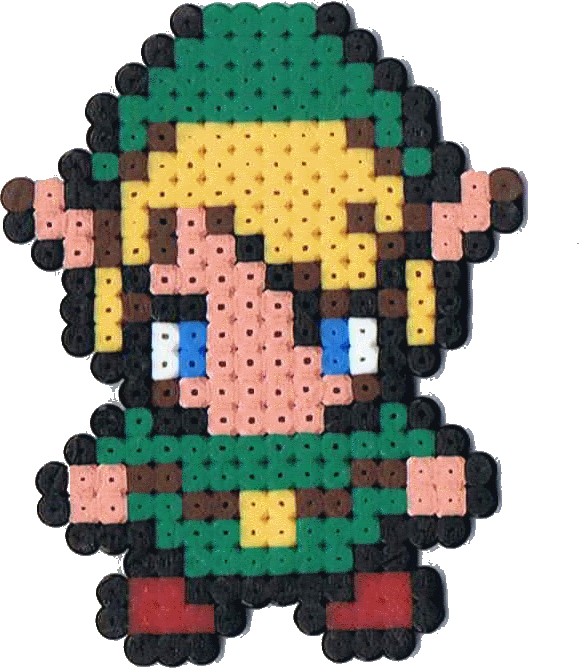 Modèle gratuit : Link (The Legend of Zelda)