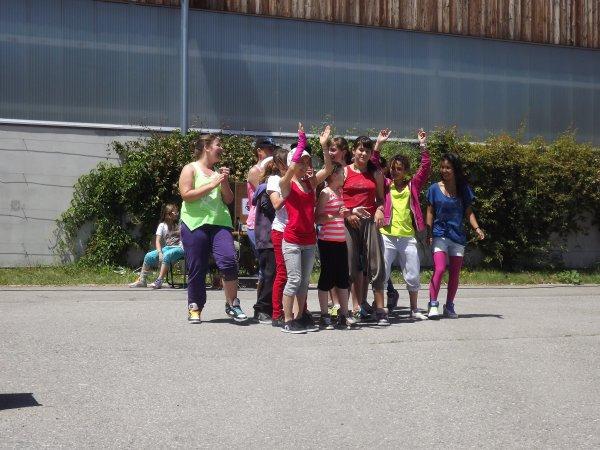 """Evènement """" danse en ville """", du 9 juin 2012"""