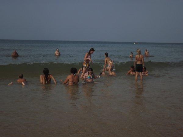 vamos a la playa hohohoho !!!