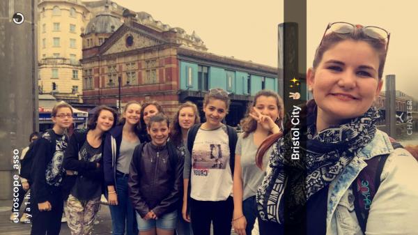 Bristol - Jour 2