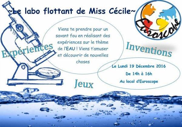 Labo de Miss Cécile