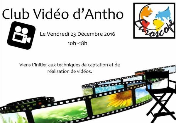 Club Vidéo d'Antho