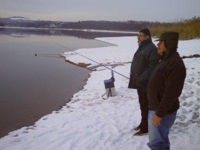 il faut vraiment aimer la pêche