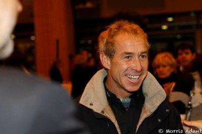 ROLAND JOURDAIN DIT BILOU Vainqueur de la route du RHUM