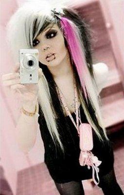Emo Girl Frisuren Emo