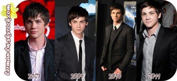 hSuivez l'évolution de notre beau Logan sur 4 ans grâce à Lerman-lw ! Trouvez-vous qu'il a beaucoup changé ?! h