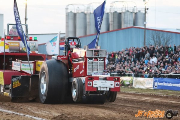 tracteurs pulling 2013