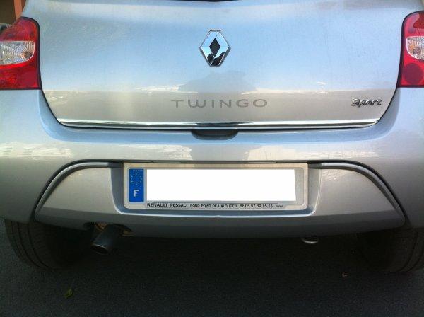 Ma Twingo 2