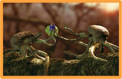 Pieuvre-singe