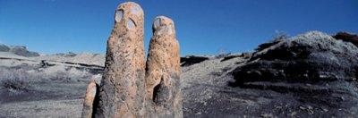 Dans 200 millions d'années:Le desert Central