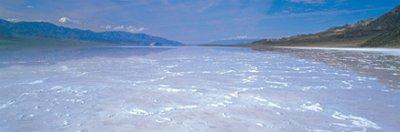 Dans 5 millions d'années:La Méditerranée...que du sel