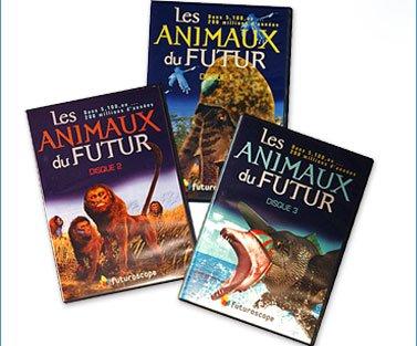 Les animaux du futur en DVD