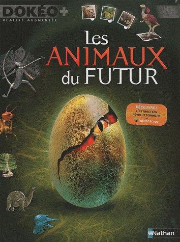 Les animaux du futur en Livre !!!!