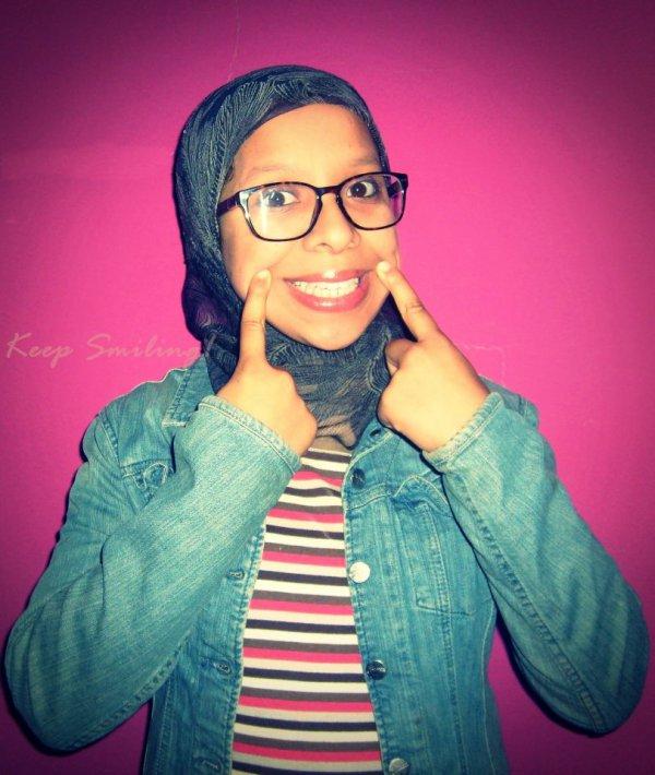 Keep smiling ;)