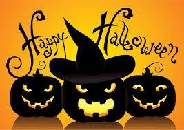 Joyeux Halloween à tout le monde