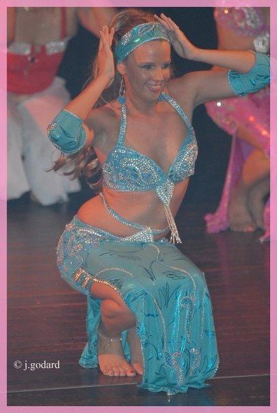 Cours De Danse Avec Zahia