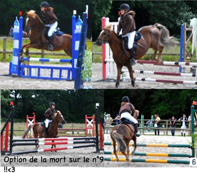 Concours du Bois de Soeuvre.<333Newton !!!