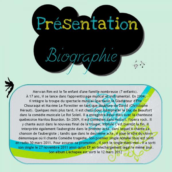 Biographie & Discographie