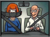 Nouvelle ceinture de sécurité, réduit de 99,9% le taux d'accidents
