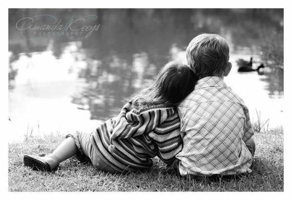 Love chez les enfans
