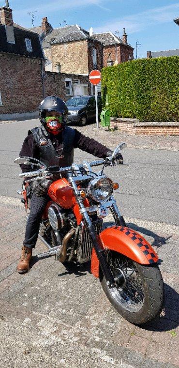 Nouveau bikers