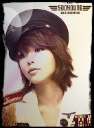 Sooyoung ,ma preferer dans les Snsd !!!