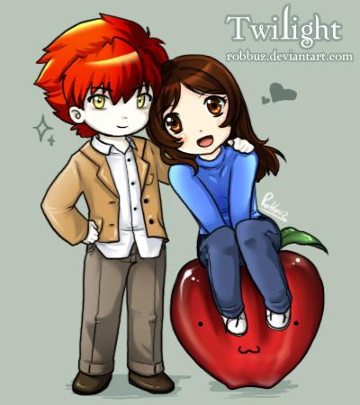 bella et Edward lol