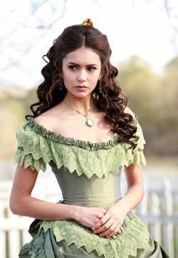 Katherine Pierce ou Katerina Petrova la sosie de Elena