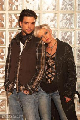 Hannah Spearritt & Andrew Lee Potts