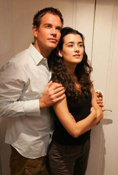 Cote de Pablo & Michael Weatherly