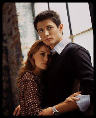 Bethany Joy Galeotti & James Lafferty