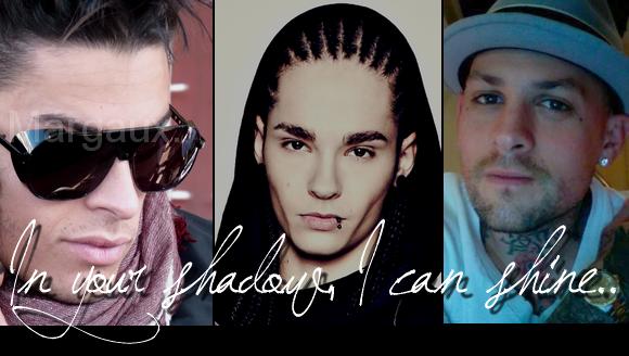 Mes Hommes Parfait ♥.