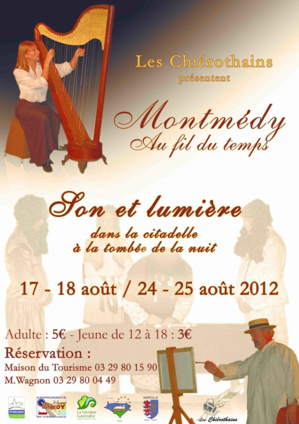 affiche chierothains 2012