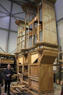 L'orgue de la Citadelle