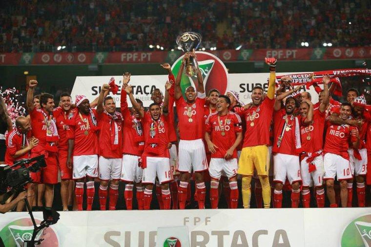 Supertaça 2014 (Final) : SL Benfica vs. Rio Ave