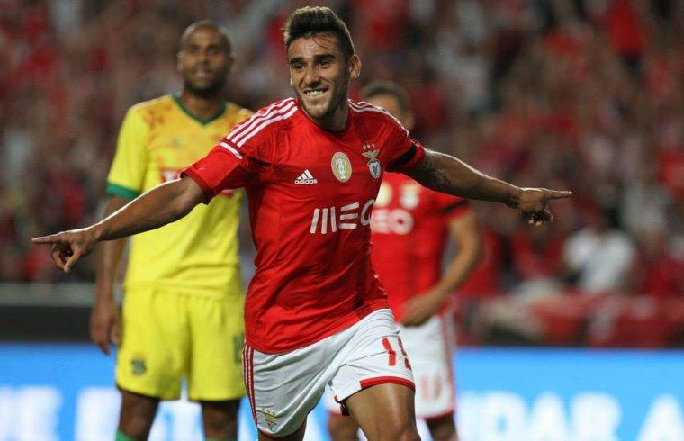 Liga Portuguesa 2014/15 (1ª Jornada) : SL Benfica vs. P. Ferreira