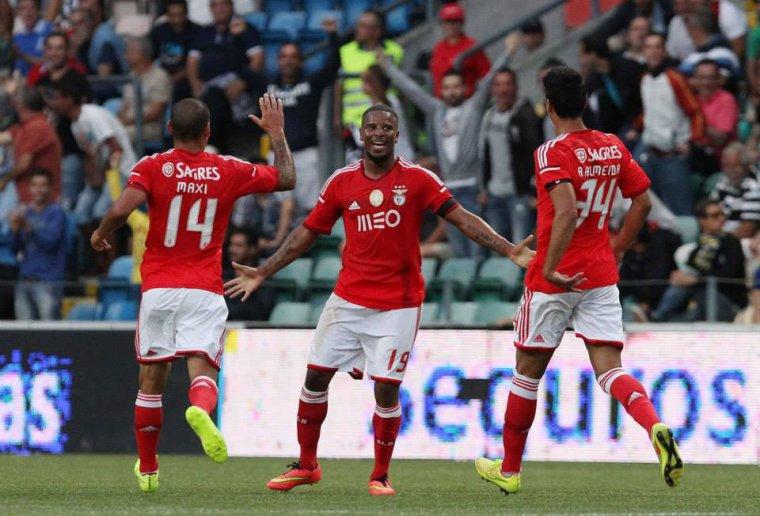 Liga Portuguesa 2014/15 (2ª Jornada) : Boavista FC vs. SL Benfica