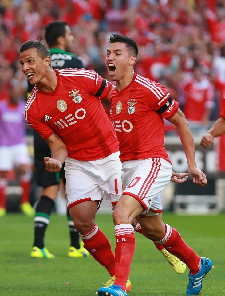 Liga Portuguesa 2014/15 (3ª Jornada) : SL Benfica vs. Sporting CP