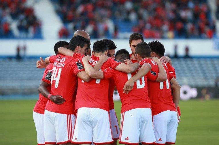 Liga NOS 2014/15 (29ª Jornada) : Belenenses vs. SL Benfica