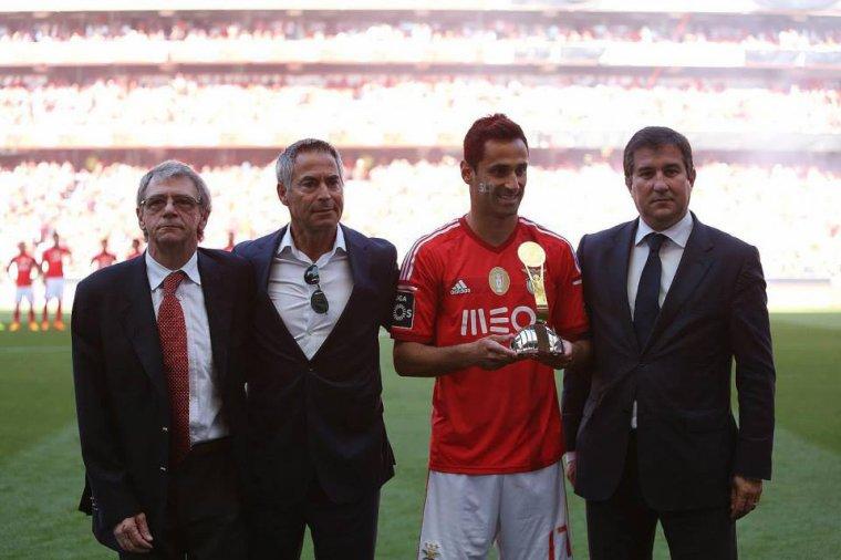 Liga NOS 2014/15 (34 Jornada) : SL Benfica vs. Marítimo